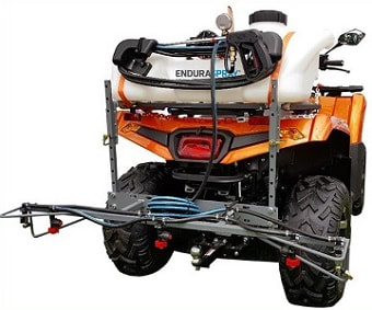60 litres ATV sprayer with budget boom and boom kit