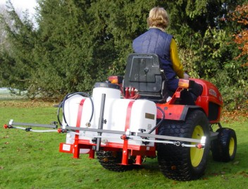 compact tractor mounted sprayer 70 litres