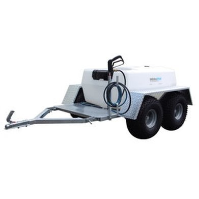 pro series trailer mounted sprayer 400 litres
