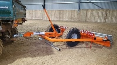 chapman arena leveller or menage grader used as sand leveller often in riding schools