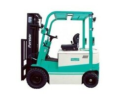 electric forklift by artison