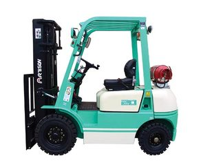 gas and lpg forklift truck
