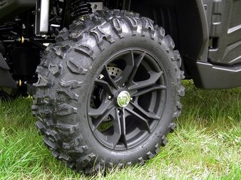 wheel for utility vehicle tracker 550