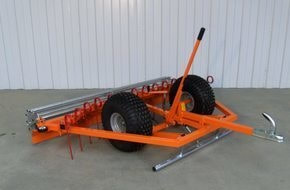 chapman arena leveller for levelling sand