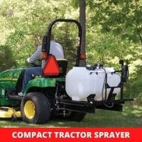 compact tractor sprayer