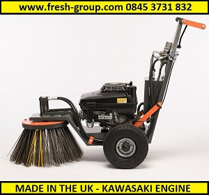 driveway cleaner with kawasaki engine