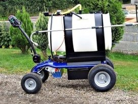 electric powered paddock sprayer