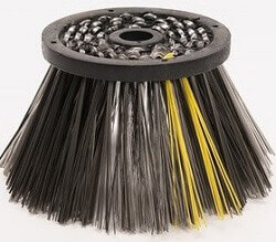 flat wire driveway cleaner brush