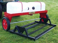 heavy duty lute for 40 inch grass care system