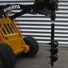 Mini Skid Steer Attachments - Fresh Group Products