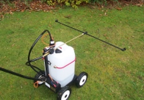 manual lawn sprayer 25 litres