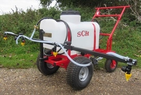manual lawn and paddock sprayer