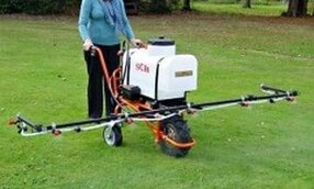 electric wheelbarrow paddock sprayer