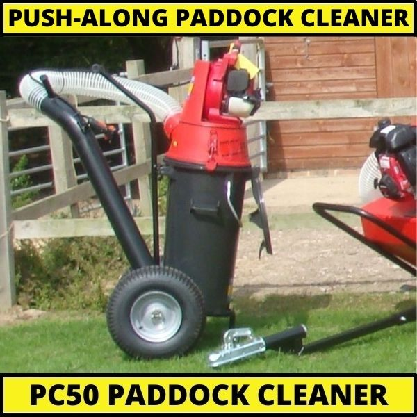 pc50 paddock cleaner