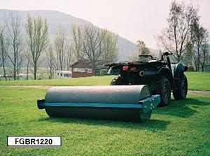ballast paddock roller for ATV