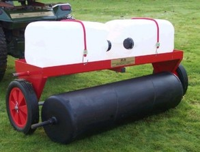 40 inch paddock roller heavy duty firming attachment