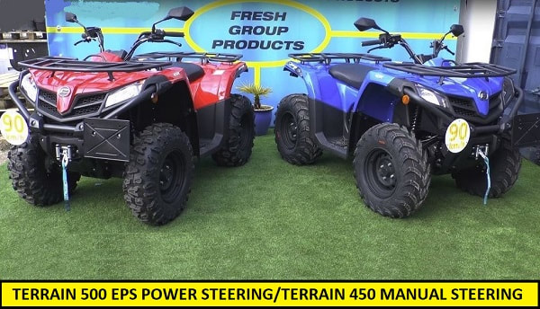 farm quad terrain eps and manual models