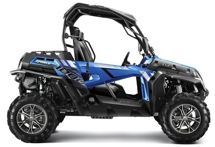 road legal buggy Z1000 model side view